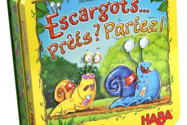 Escargots... Prêts ? Partez ! jeu