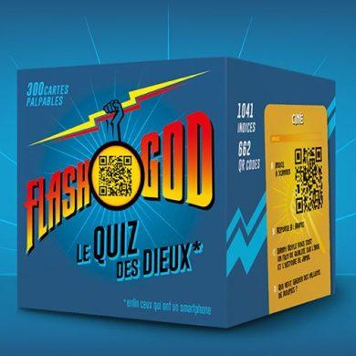 Flash God le quiz des Dieux jeu