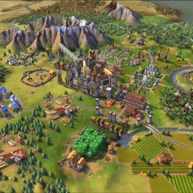 Civilization VI carte