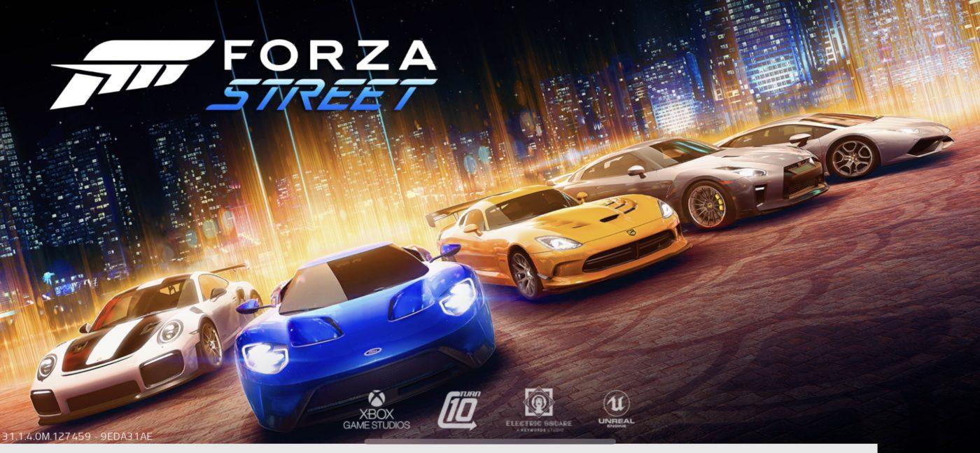 Forza street IOS