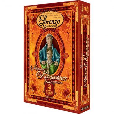 Lorenzo Le Magnifique : Maisons de la Renaissance jeu