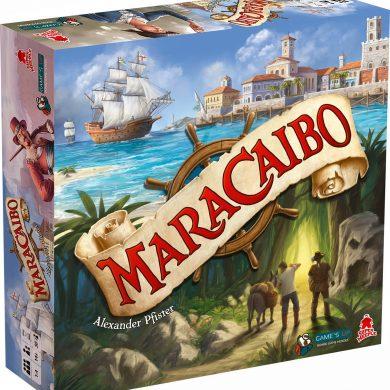 Maracaibo boîte de jeu