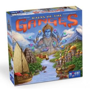 Rajas Of The Ganges jeu