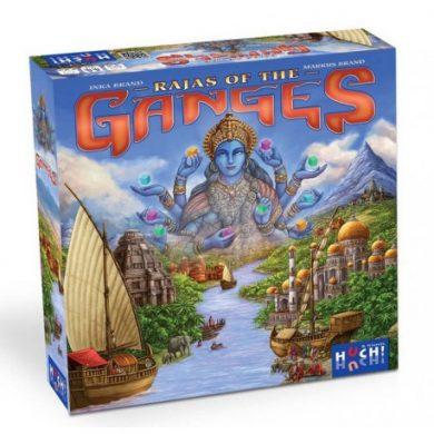 Rajas Of The Ganges jeu
