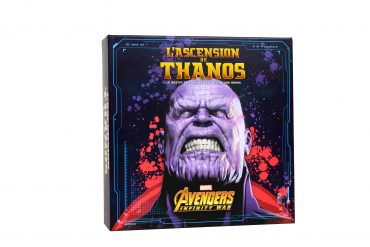 L'Ascension de Thanos jeu