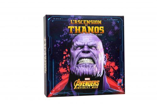 L'Ascension de Thanos jeu