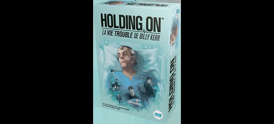 Holding On jeu