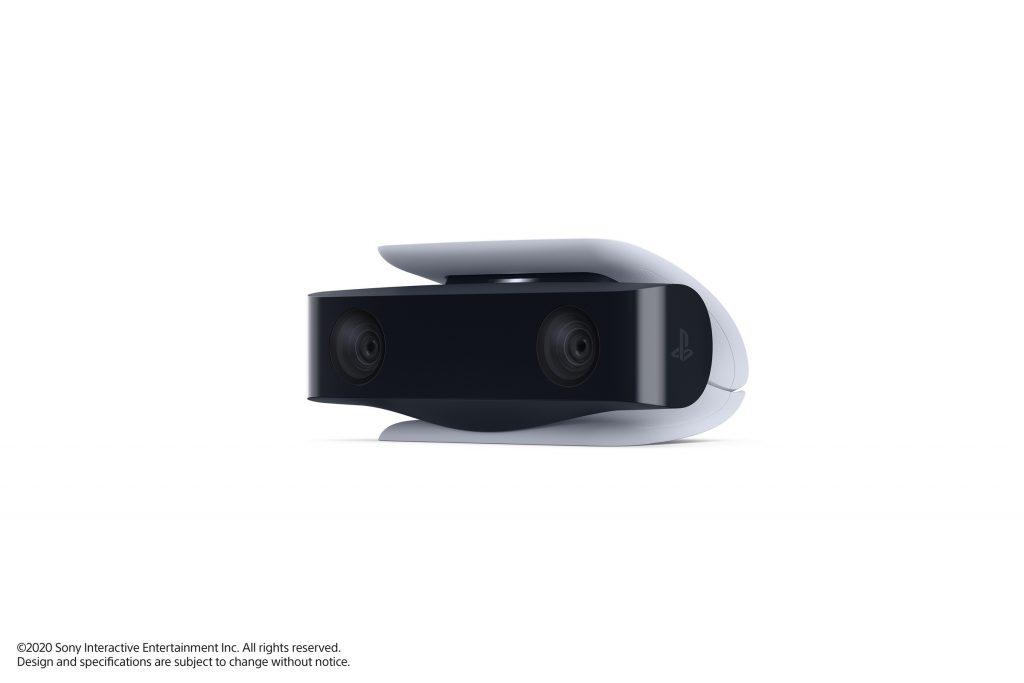 PS5 HD Camera vu de l'avant