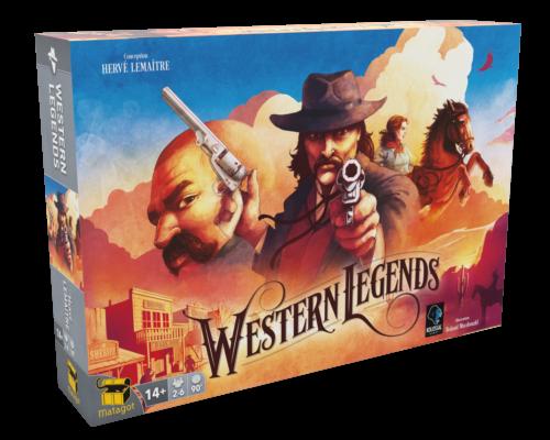 Western Legend jeu