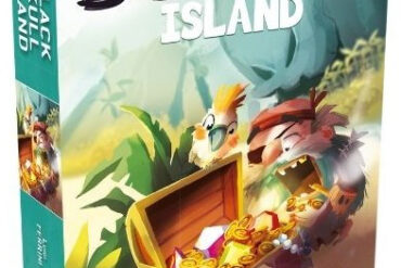 Black Skull Island jeu