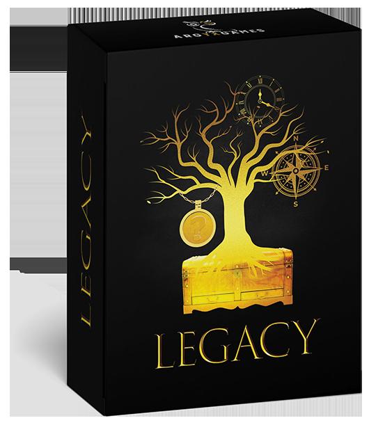Legacy jeu