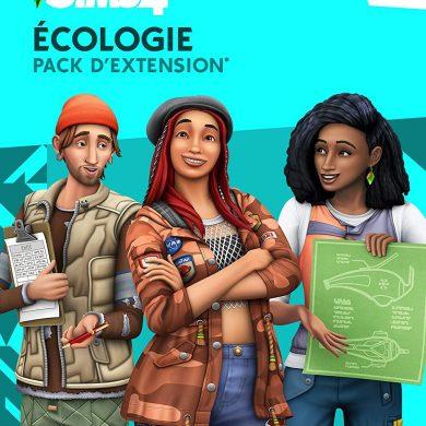jaquette sims 4 écologie