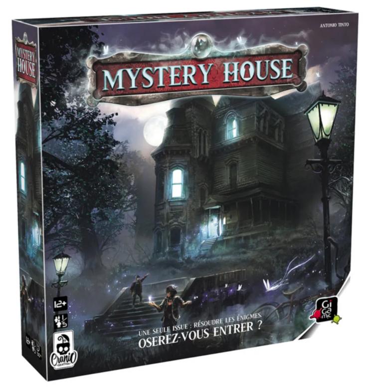 Notre avis sur Mystery House