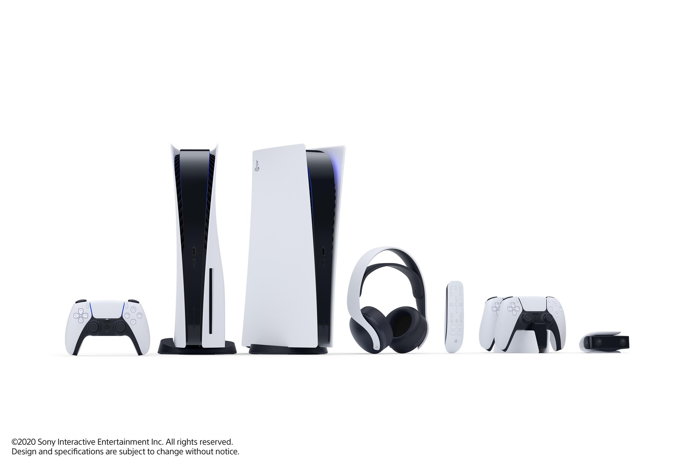 Photos de la PS5 - Playstation 5