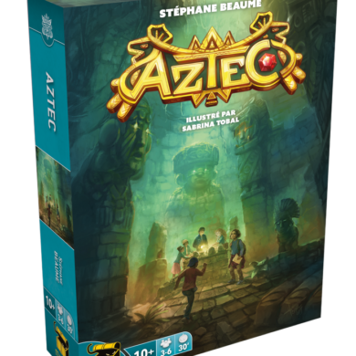 Aztec jeu
