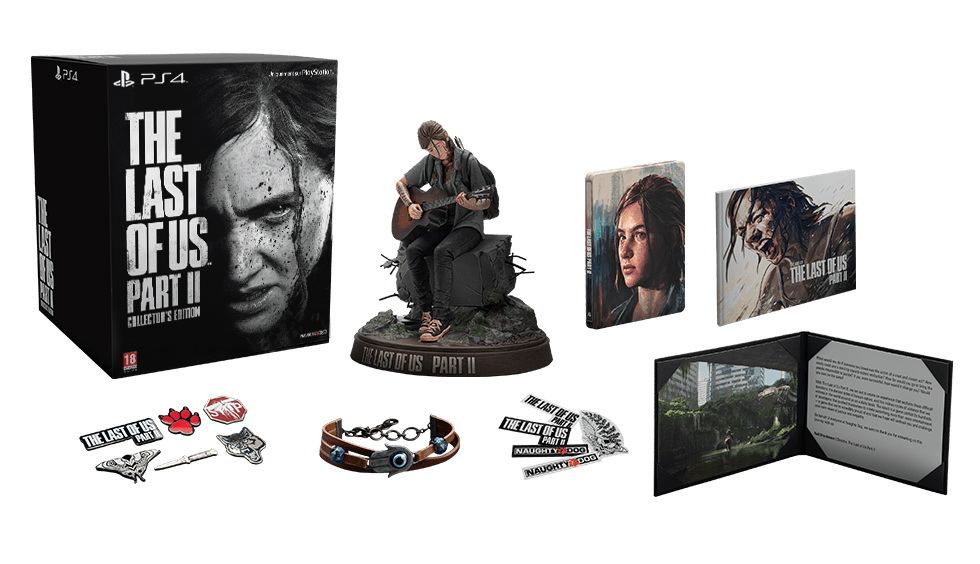 Edition collector the Last of Us Part II