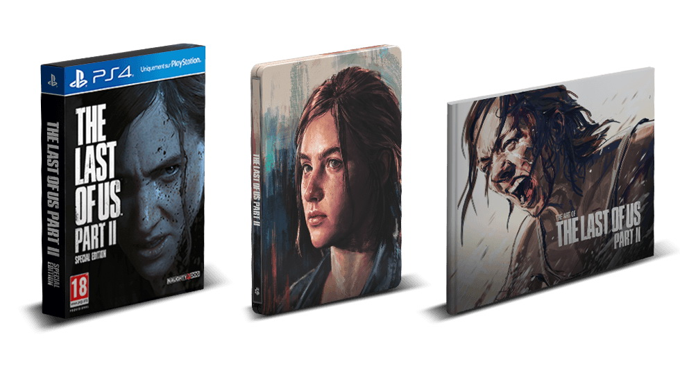 Edition spécial the Last of Us Part II