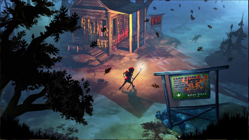 The Flame in the Flood de Curve Digital