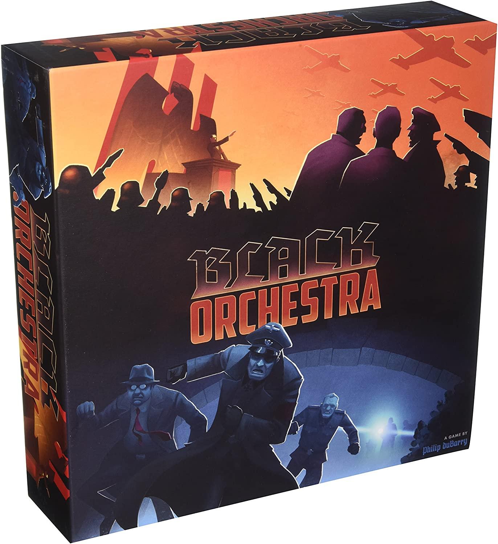 Black Orchestra jeu