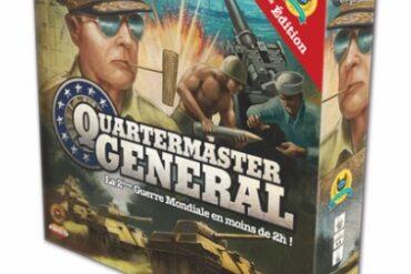 Qartermaster General V2 jeu