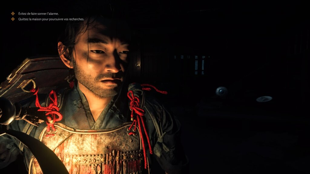 Jin Sakaï de Ghost of Tsushima