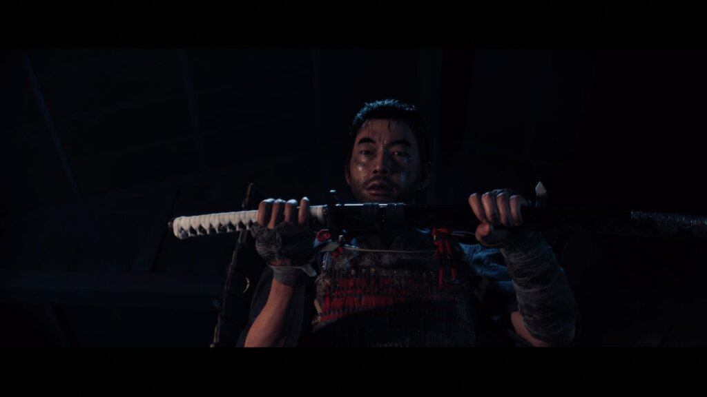 Sabre dans Ghost of Tsushima