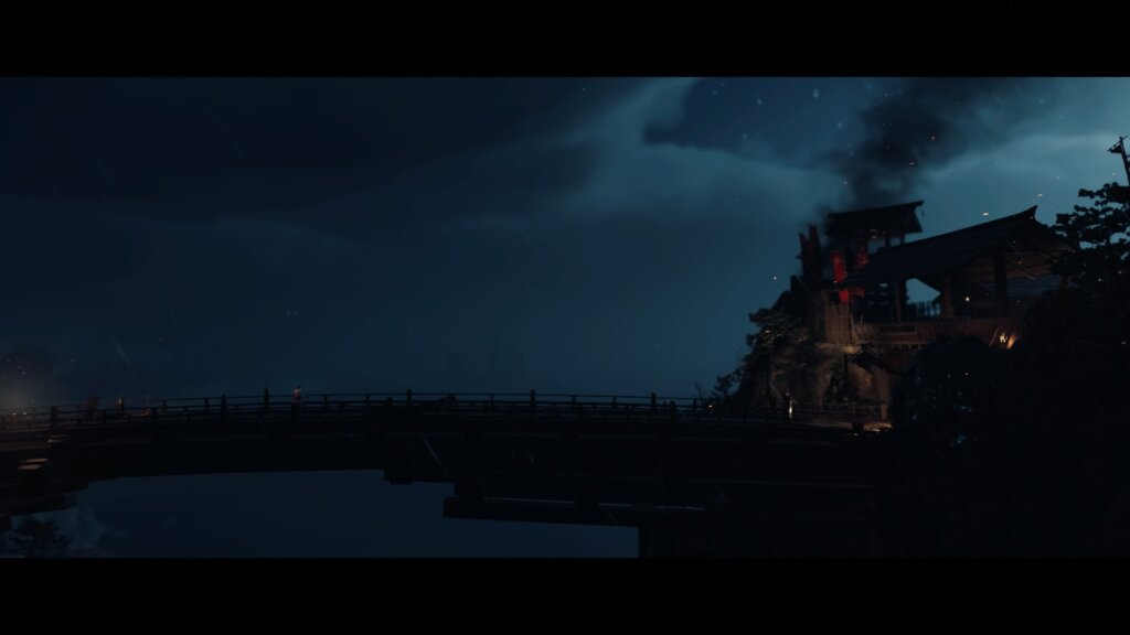 Pont dans Ghost of Tsushima