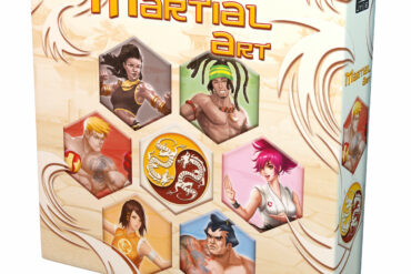 Martial Art jeu
