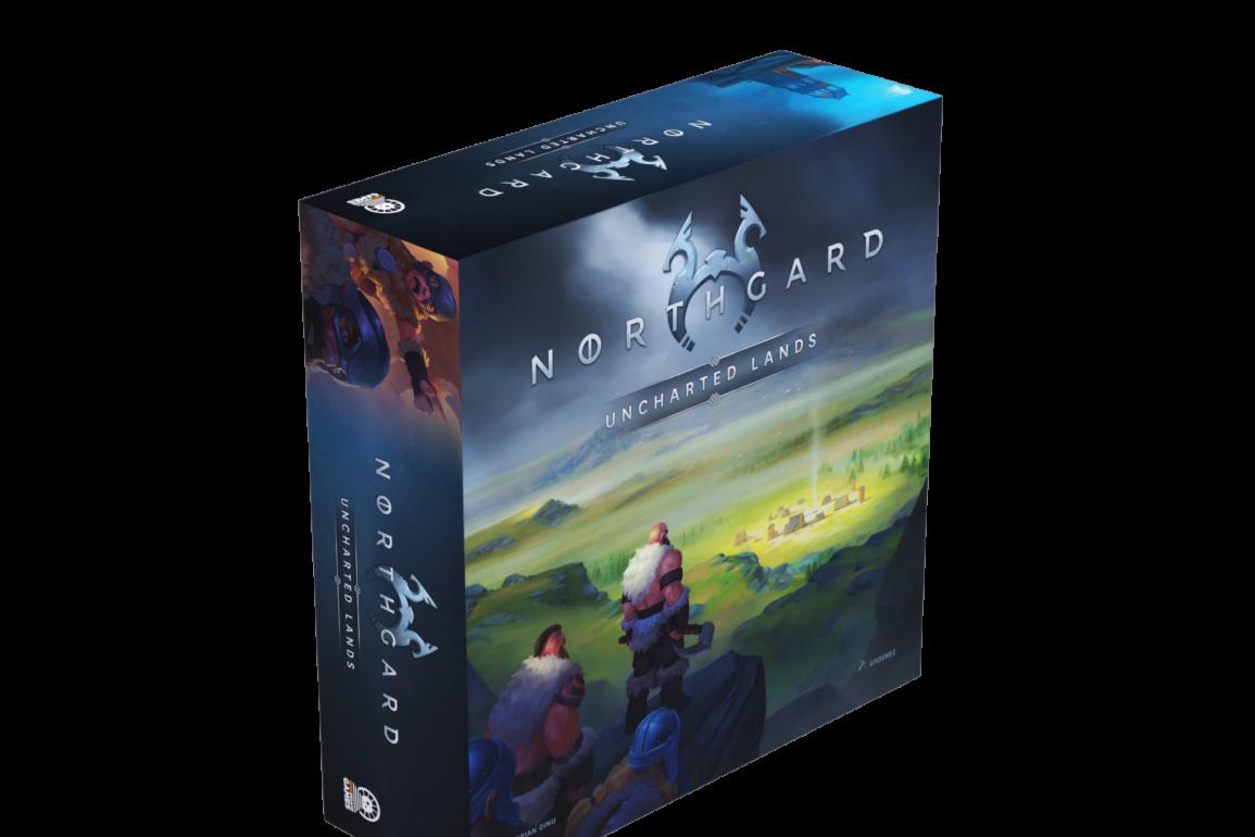 Northgard : Uncharted Lands jeu