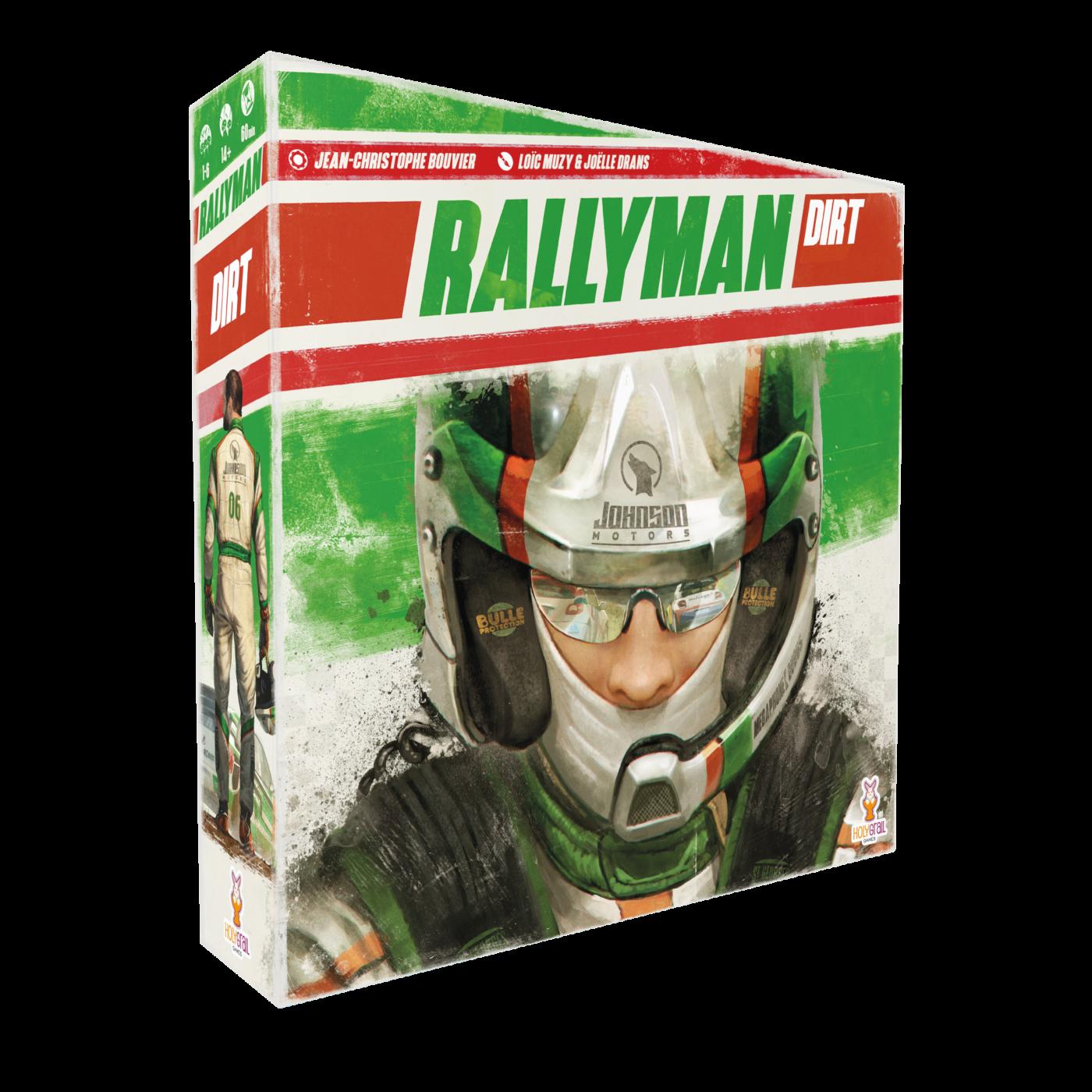 Rallyman Dirt jeu