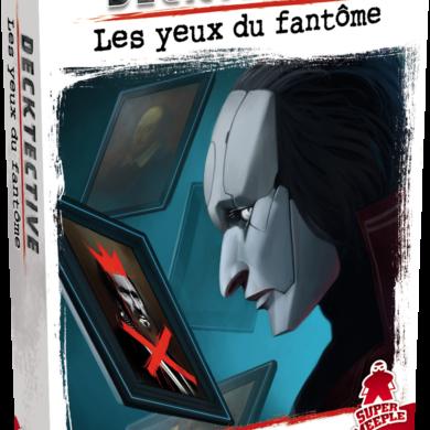Decktective : Les Yeux du Fantôme jeu