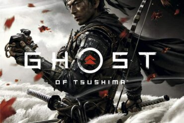 jaquette ghost of tsushima