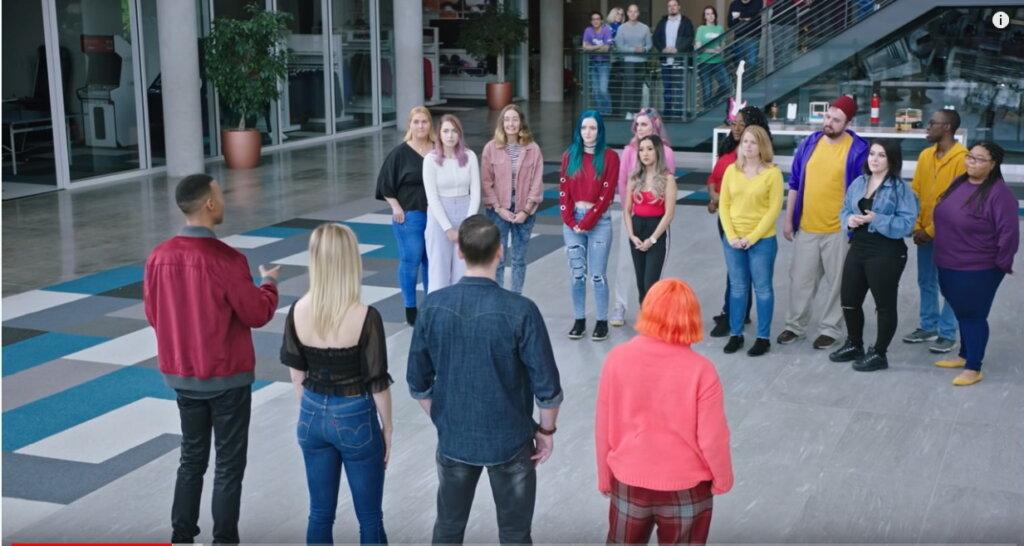 Les candidats de Les Sims Spark'd