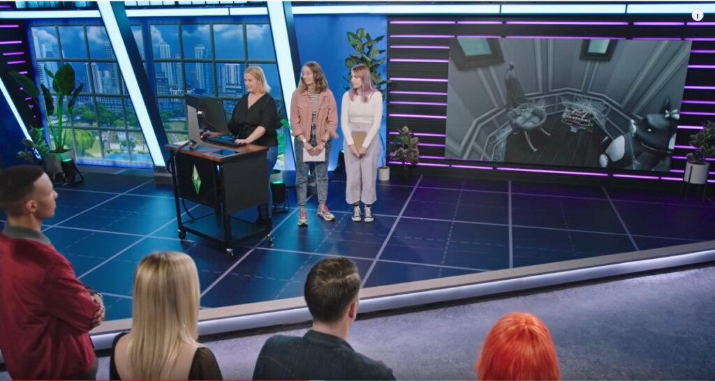 Les gagnants de Les Sims Spark'd