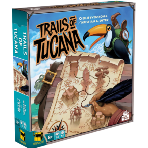 Trails Of Tucana jeu