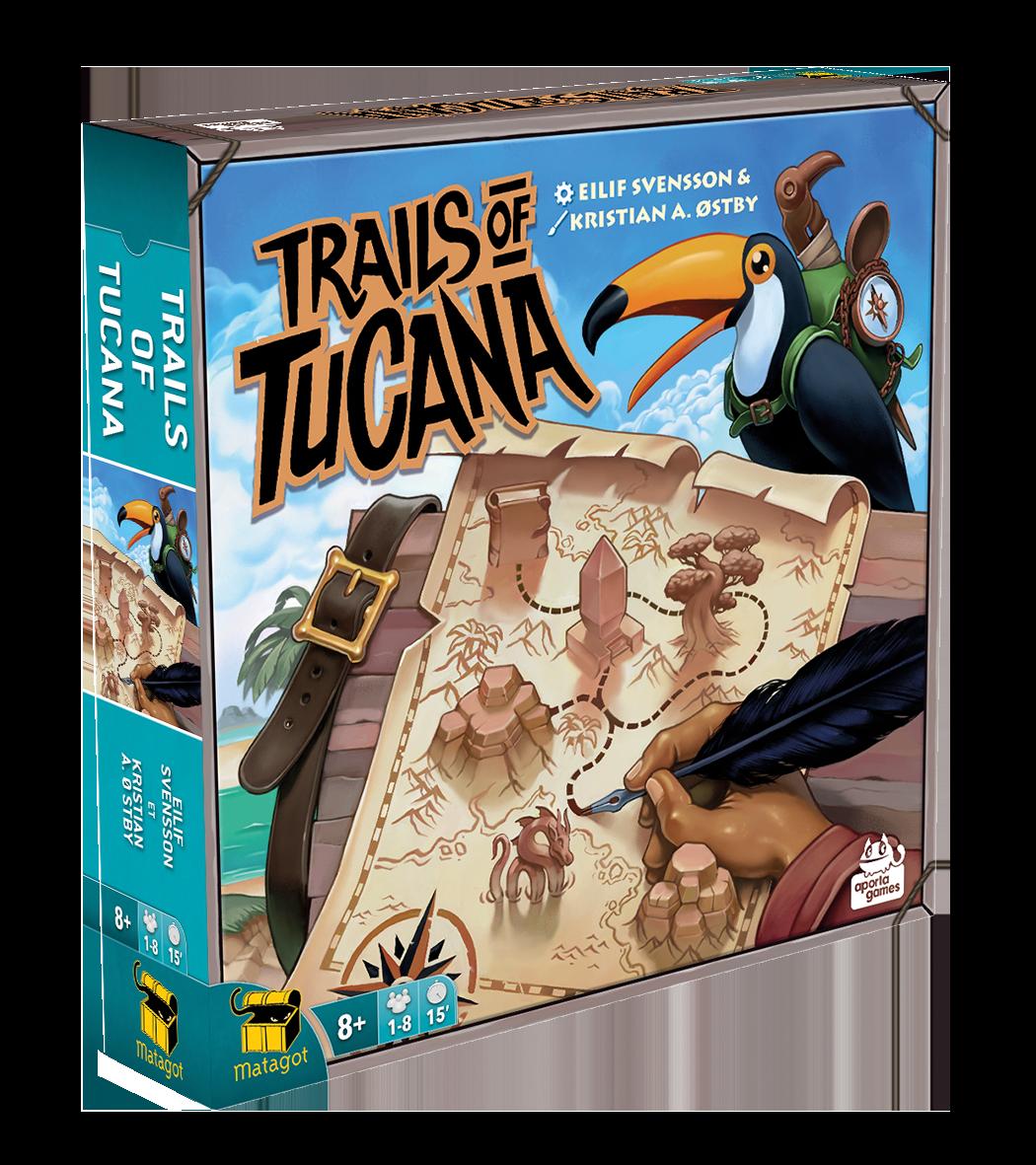 Trails Of Tucana jeu