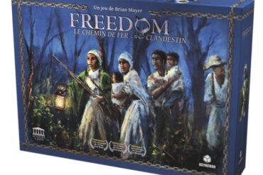 Freedom, Le Chemin de Fer Clandestin jeu