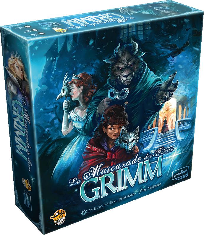 La Mascarade des Frères Grimm jeu