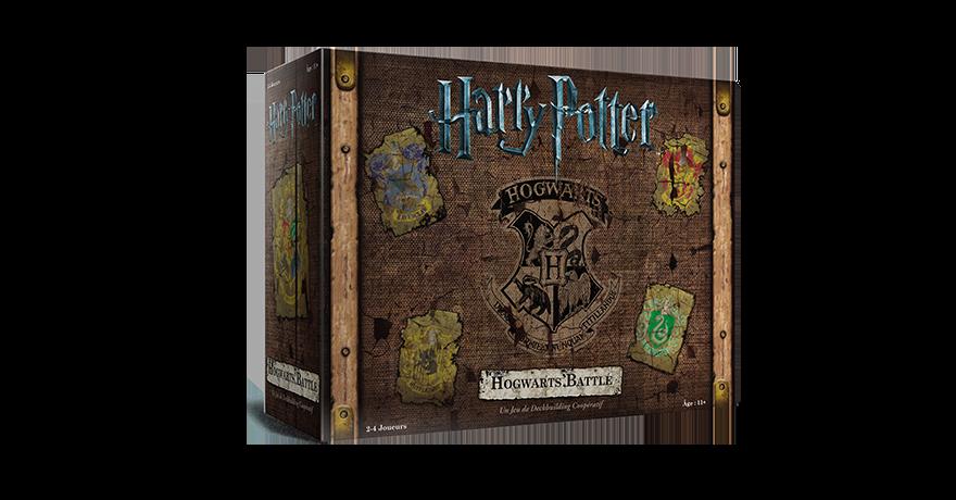 Harry Potter Hogwarts Battle jeu
