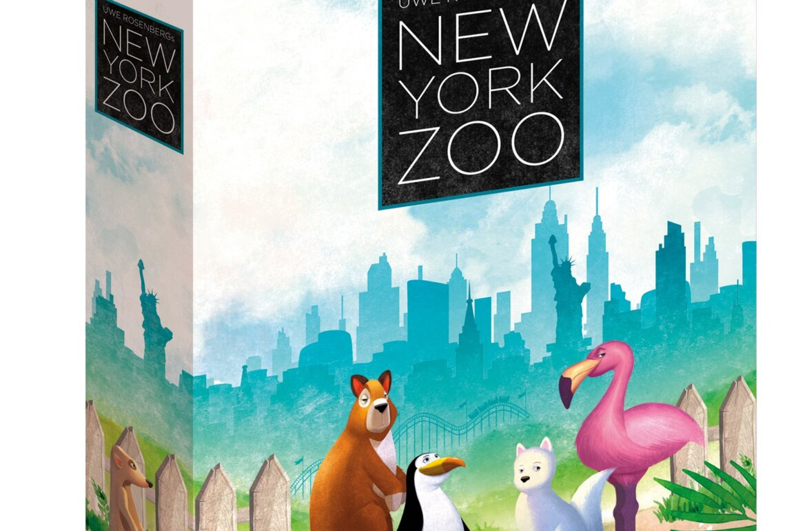 New Yok Zoo jeu