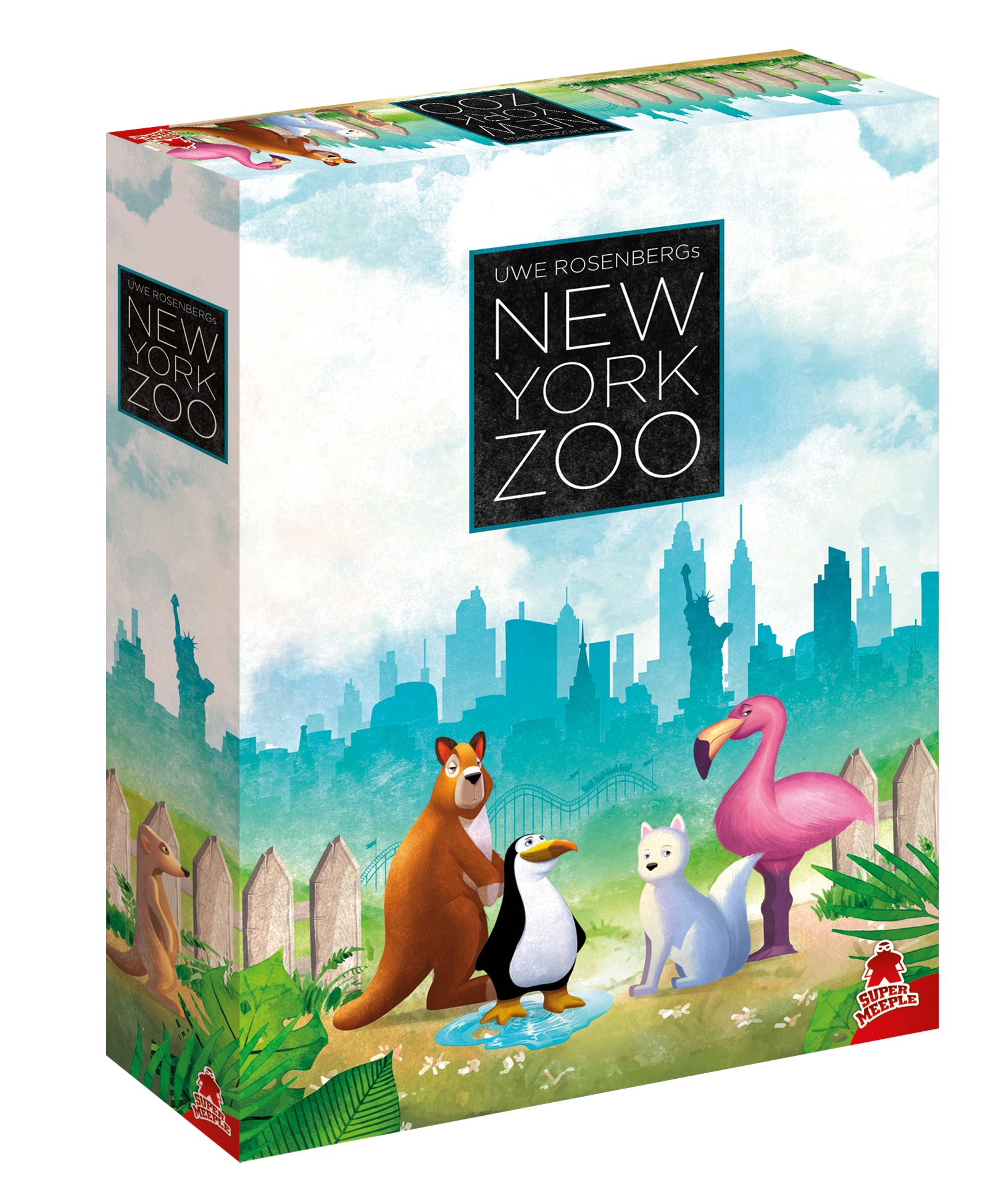 New Yok Zoo jeu