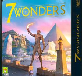 7 Wonders jeu
