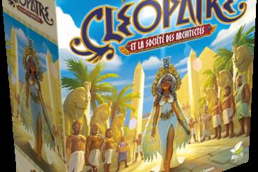 Cléopâtre et la Société des Architectes jeu