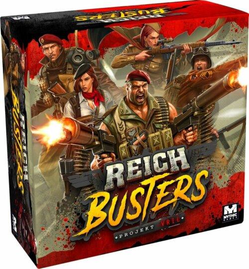 Reichbusters Projekt Vril jeu