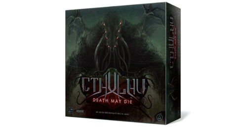 Cthulhu Death May Die jeu