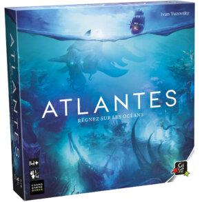 Atlantes jeu