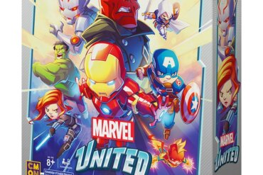 Marvel United jeu