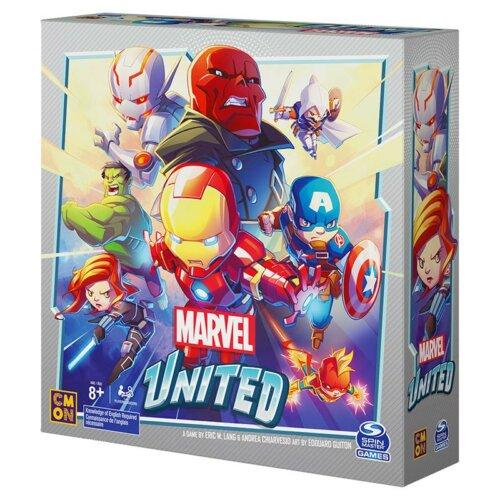 Marvel United jeu