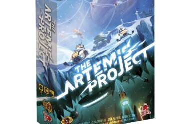 The Artemis Project jeu