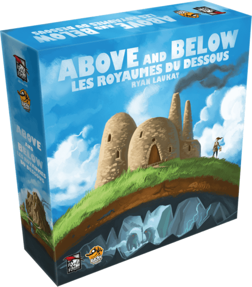 Above and Below jeu